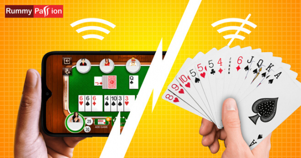How Rummy Evolution Took Place from Offline to Online?