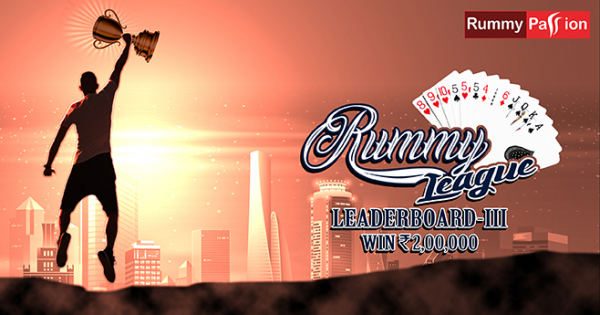 Rummy League Leaderboard III