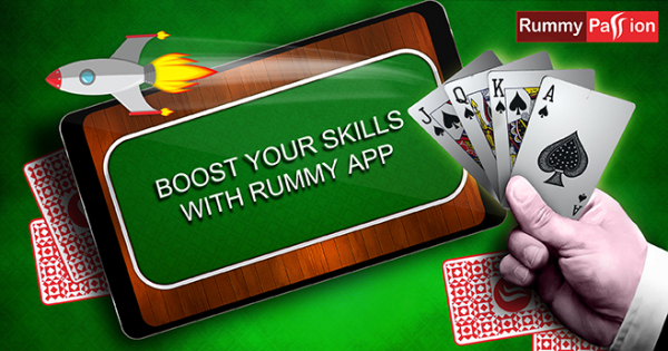 Boost Your Skills with Rummy App