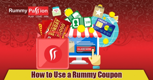 How to Use a Rummy Coupon