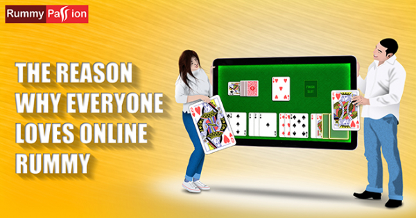 Reason Why Everyone Loves to play Rummy at Rummy Passion