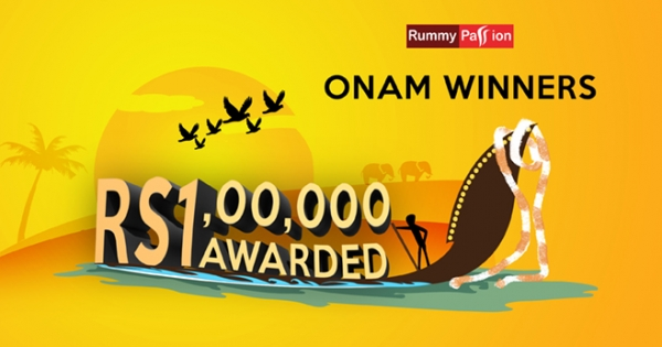 ONAM CELEBRATION WINNERS
