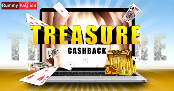 Treasure Cashback