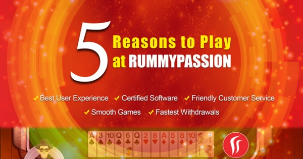 5 Reasons to Play Classic Rummy Games at Rummy Passion