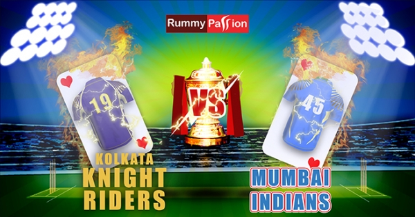Play Rummy & Win Prizes by Predicting MI Vs KKR IPL Match Results