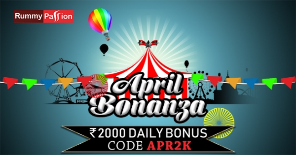 April Bonanza Bonus