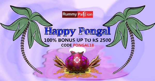 Pongal Festivities at Rummy Passion