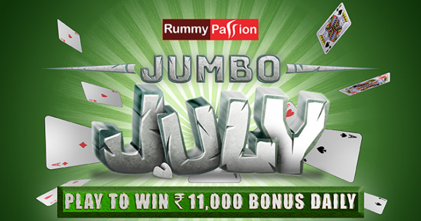 Jumbo July at Rummy Passion