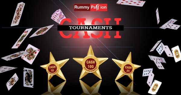 Cash Tournaments at Rummy Passion