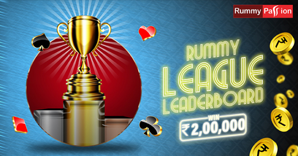 Rummy League Leaderboard