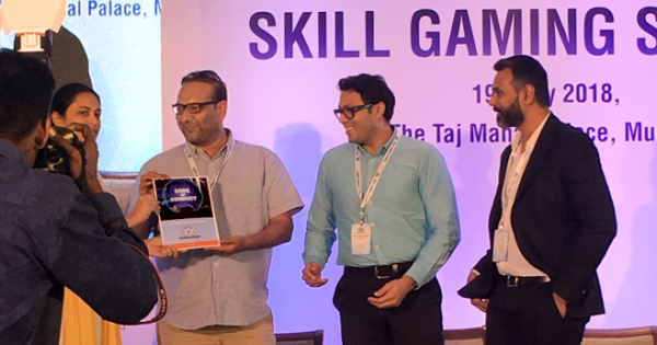 Rummy Passion at the TRF Skill Gaming Summit