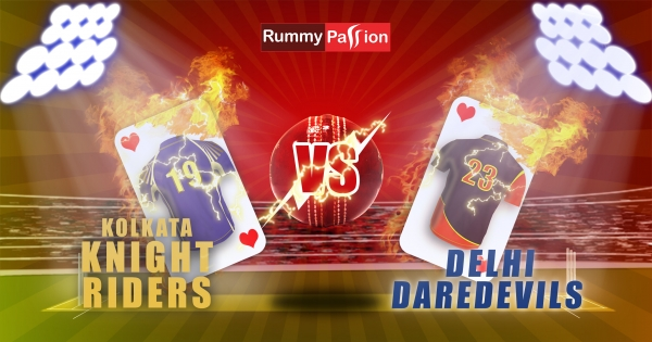 IPL Forecasting Fun – DD Vs KKR