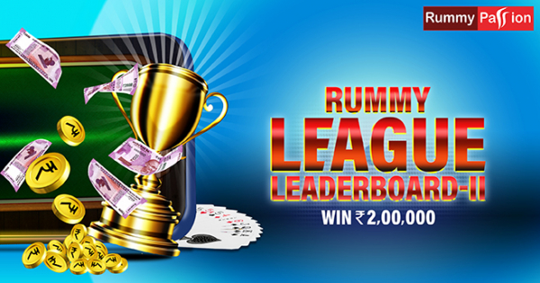 Rummy League Leaderboard II