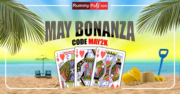May Bonanza Bonus